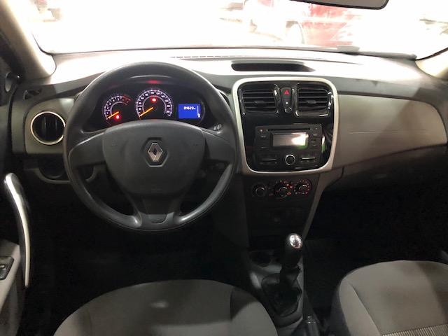 logan 1.0 flex 2015 aliança automóveis