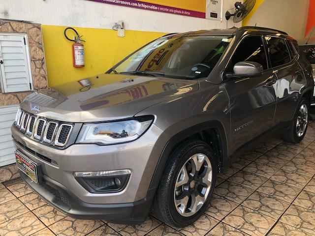 Jeep Compass Longitude 2019 na Aliança Automóveis em São Paulo