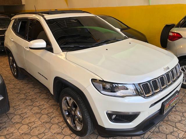 JEEP COMPASS COM TETO SOLAR TEM NA ALIANÇA AUTOMÓVEIS EM SÃO PAULO