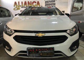 ONIX ACTIV 2018 na Aliança Automóveis em São Paulo
